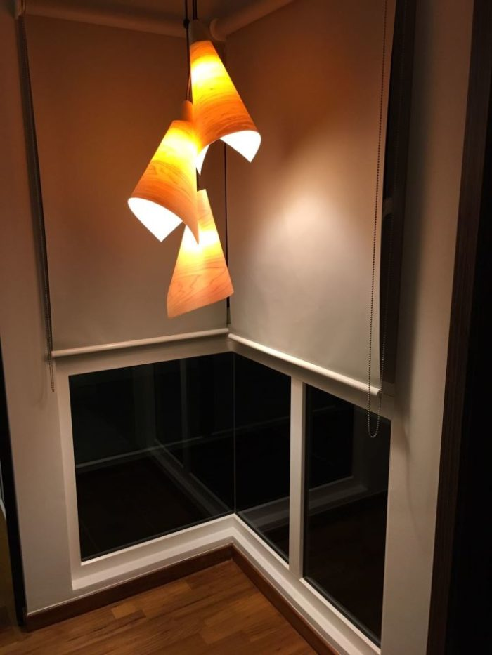 PRODUCT: MANUAL CHAIN BLIND